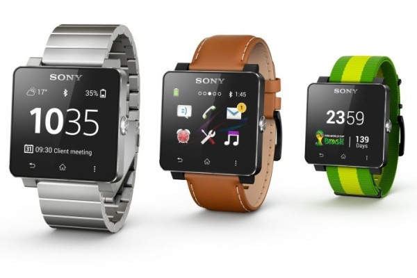 Sony Smarwatch 2 Review