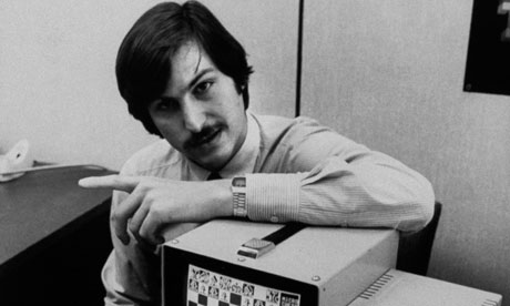 Steve-Jobs-poses-with-a-Smartwatch-iWatch
