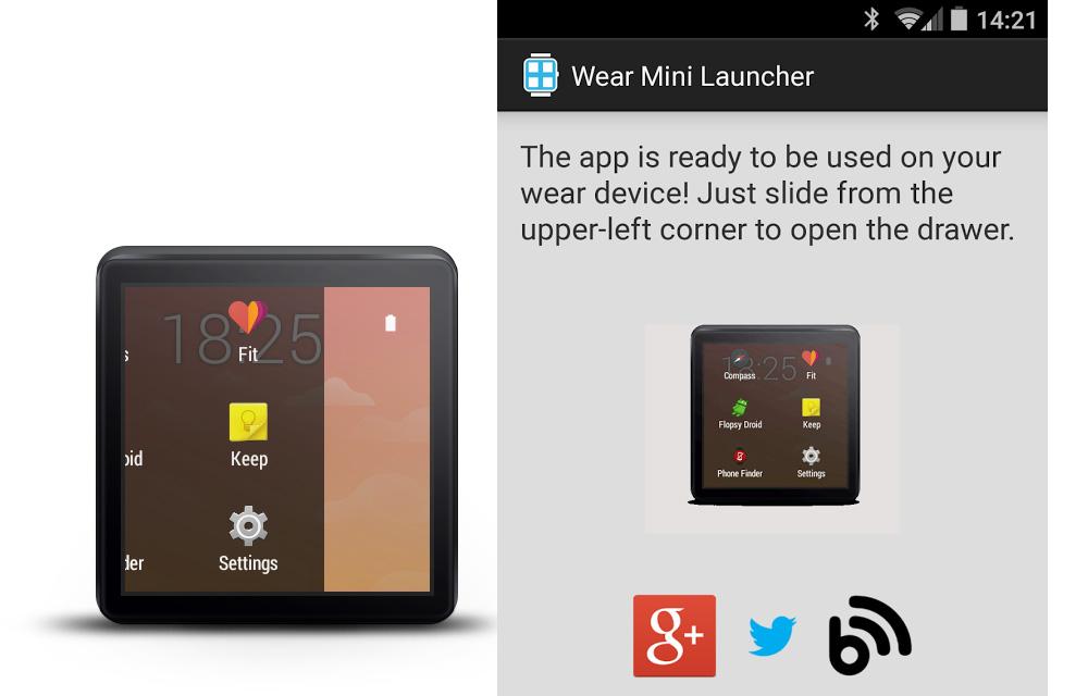 Wear-Mini-Launcher