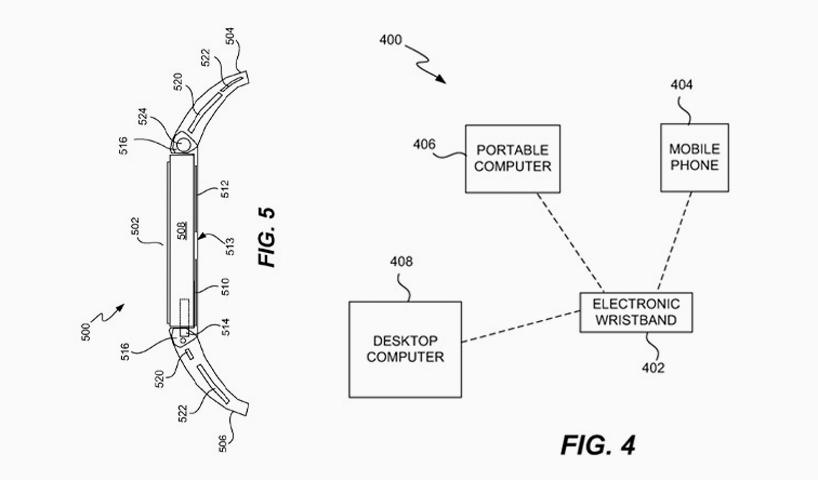 apple-iTime-smartwatch-patent-design