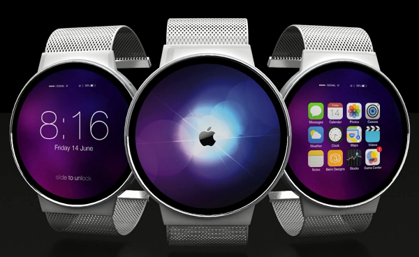 Apple iWatch Design 2014