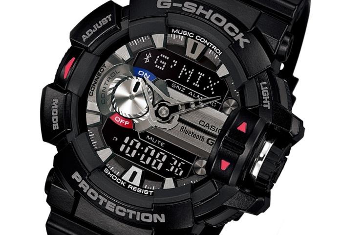 CASIO G-SHOCK GBA-400 Smartwatch