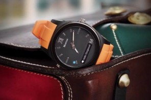 Guess and Martian Team Up to Create New Smartwatch