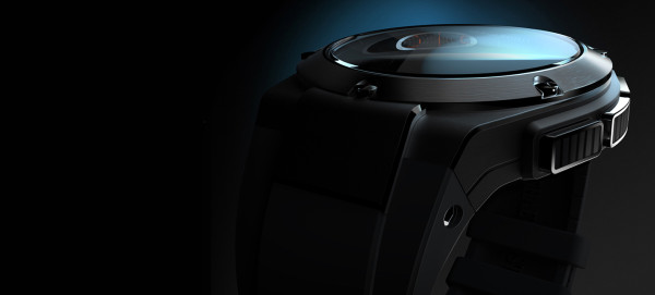 HP Smartwatch (Gilt)