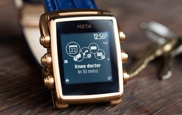 Meta M1 Smartwatch Design