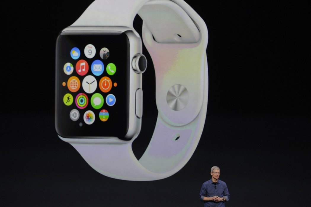 Apple Unveil Smartwatch and it's not called iWatch