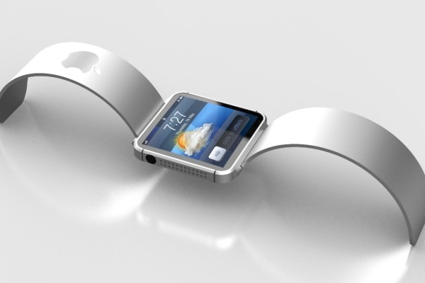Apple iWatch Photos Design