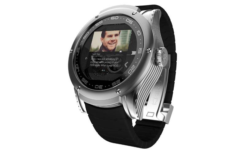Kairo Mechanical Smartwatch Hybrid