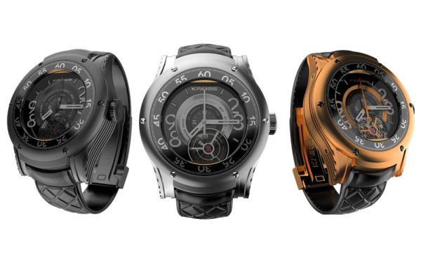 Kairo Mechanical Smartwatch Hybrid Design