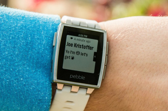 Pebble Users Can Now Use Emojis
