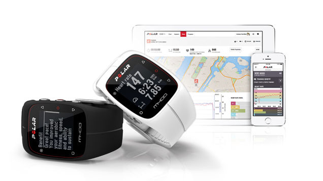Polar Fitness Tracker Smartwatch