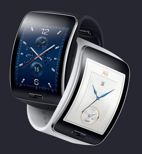 Samsung Gear S Design