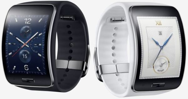 Samsunge Gear S Design Photos