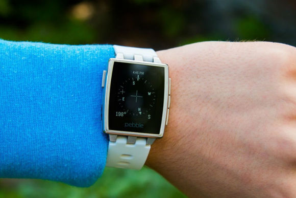pebblecompass-Pebble Users Get Firmware 2.5, Bringing iOS 8 Compatibility