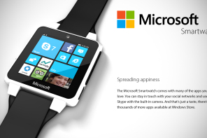 "Will Microsoft Smartwatch Be Next ""Big Brand"" Announcement?"