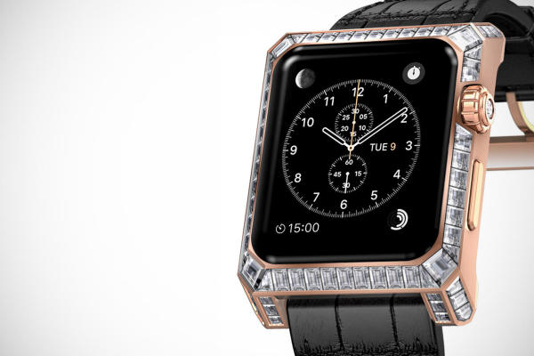 Yvan Arpa, a Swiss Watch Designer, Re-imagines the Apple Watch