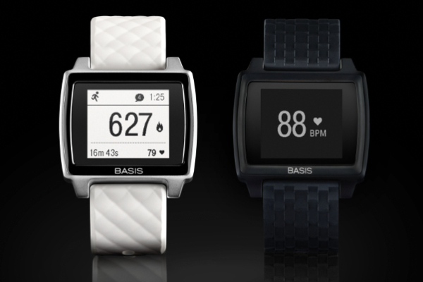 basis peak fitness and sleep tracker