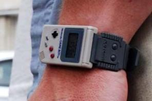Game Boy Emulator Running on Android Wear