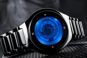 The Kisai Vortex Watch Will Change the Way You Look at Time Forever