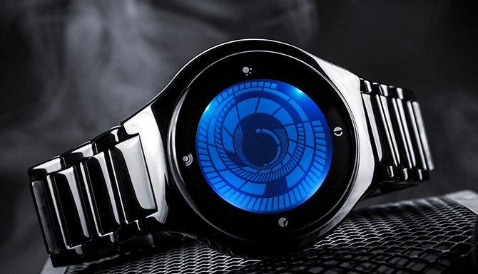 The kisai vortex watch will change the way you look at time forever for Vortix watches
