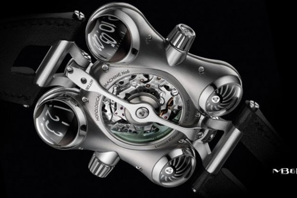 MB & F Space Pirate Watch