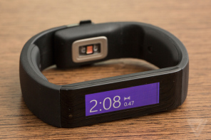"Microsoft Enters Fitness Band Market with ""The Band"""
