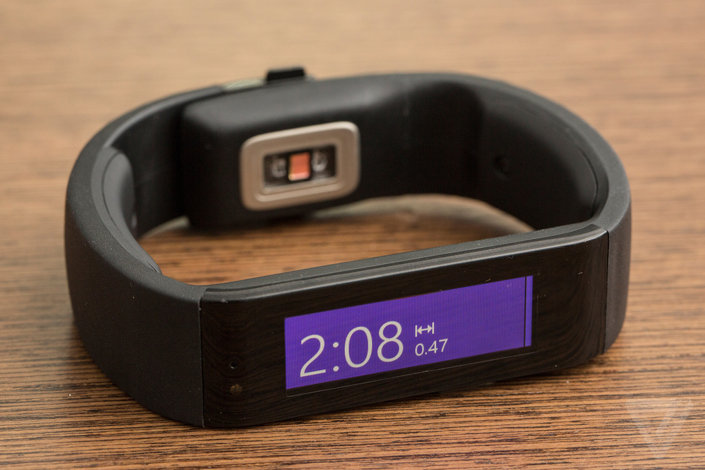 microsoft-band-Fitness Tracker