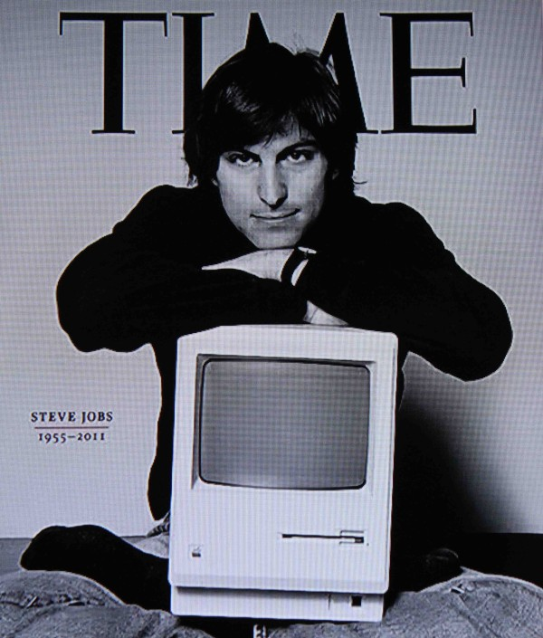 Time Magazine Steve Jobs