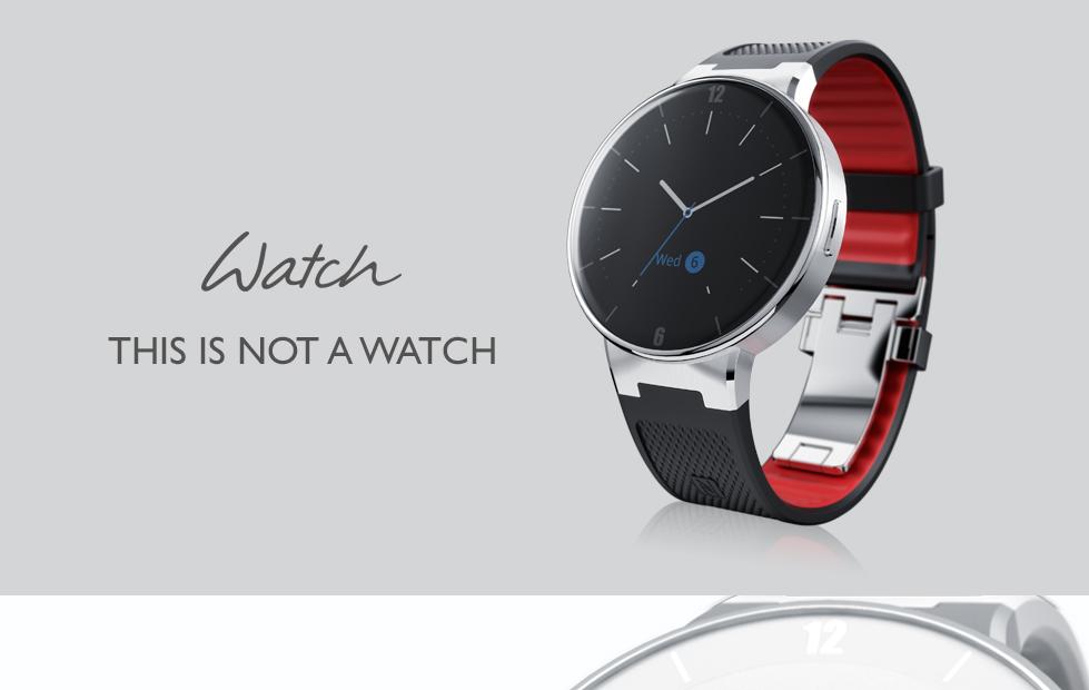 Alcatelel Smartwatch