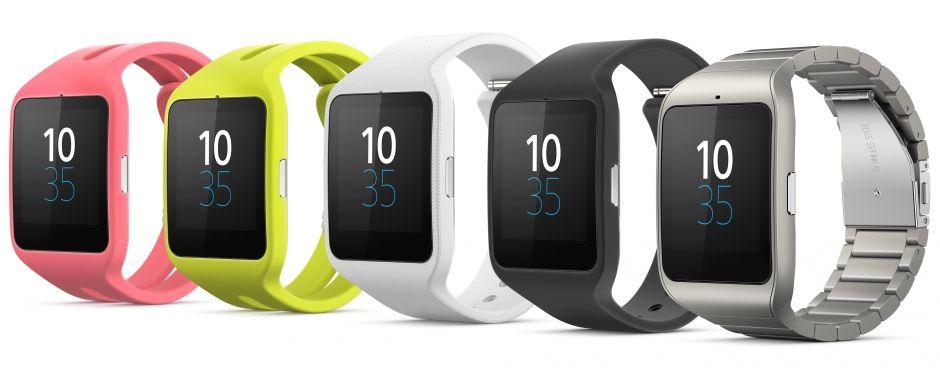 Sony Smartwatch 3 2015