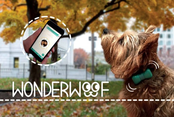 Wonderwoof Wondermento Dog Fitness tracker