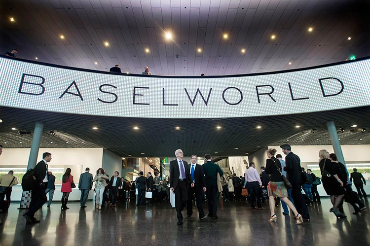 Baselworld Trade Show
