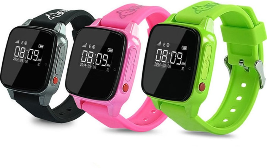 Haier GPS Smartwatch is Perfect for Tracking Your Kids ...