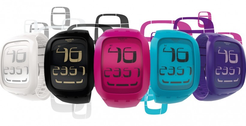 Swatch Touch Smartwatch