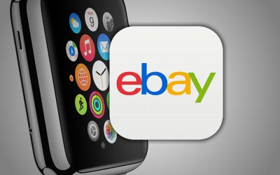 Apple Watch Ebay App
