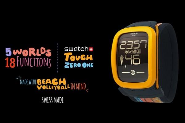 Swatch Smartwatch 2015 16