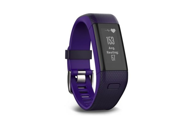 HR+ fitness tracker smartwatch
