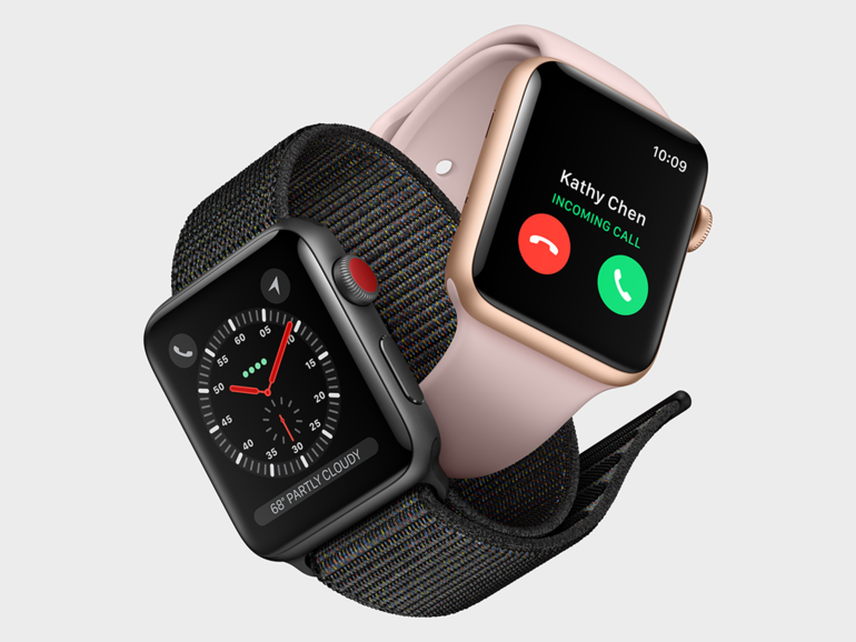 Make Phone-Free Calls With Apple Watch 3